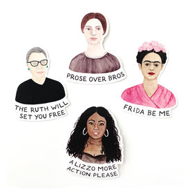 Amy Zhang Amy Zhang - Leading Ladies Sticker Set