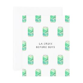 Amy Zhang Amy Zhang Card - La Croix Before Boys