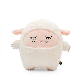 Noodoll Noodoll Cushion - Ricemere Sheep - Pink Face