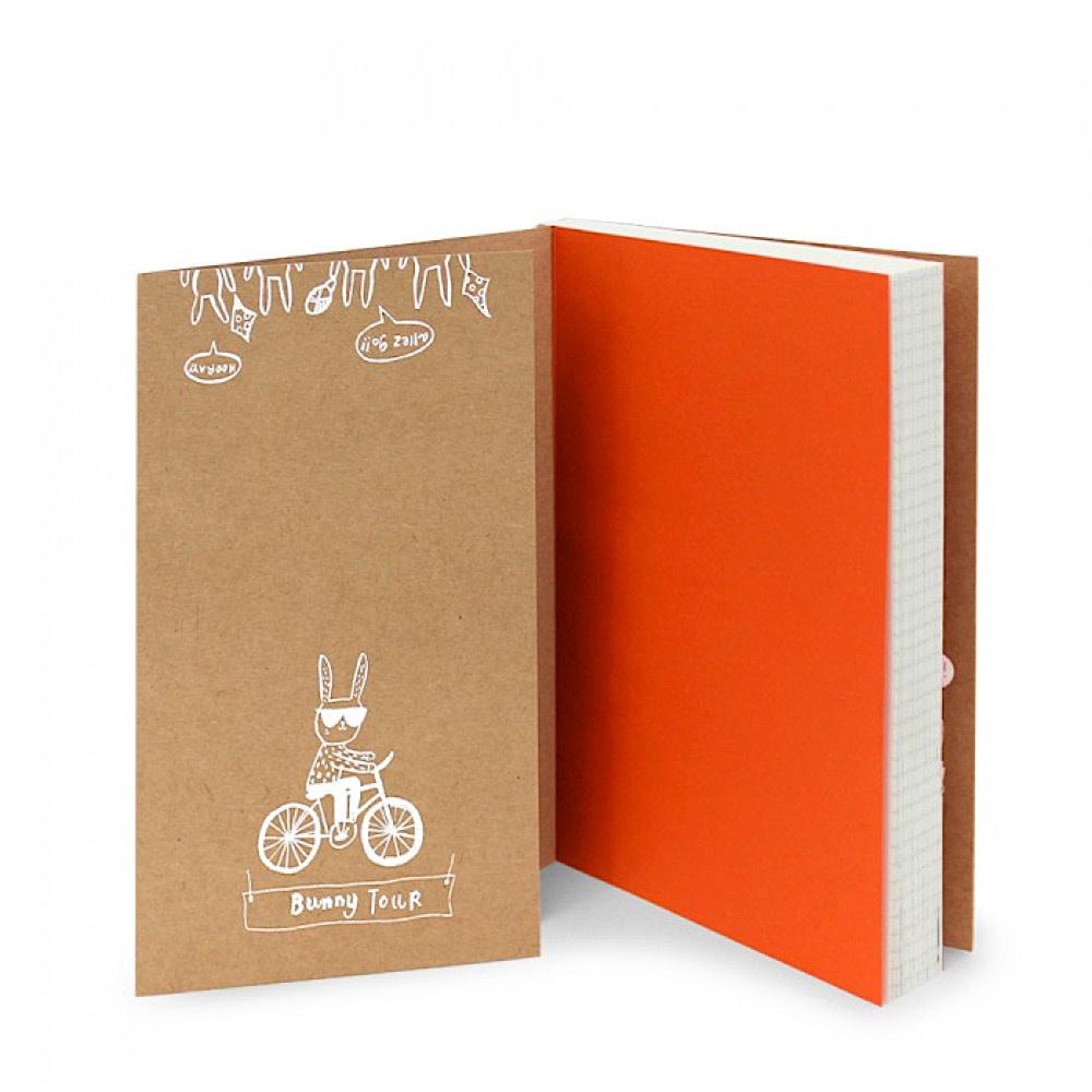Noodoll Journal - Rabbit