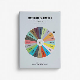 The School of Life The School of Life - Emotional Barometer Card Set