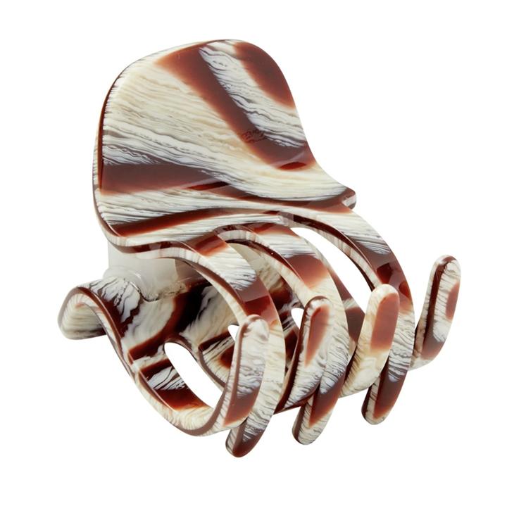 Machete Machete - Mini Claw Hair Clip - Canyon Brown