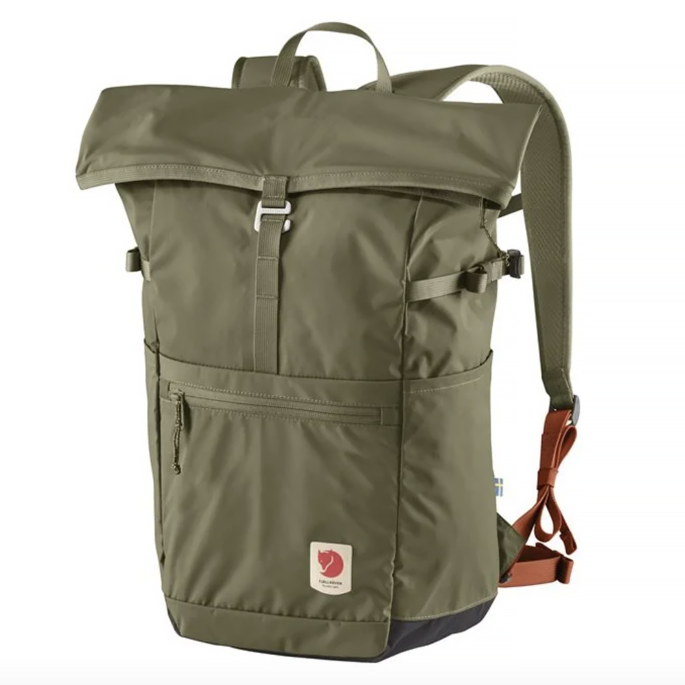 Fjallraven Arctic Fox LLC Fjallraven High Coast Foldsack 24 - Green