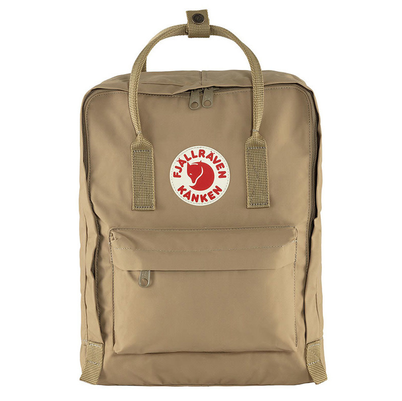 Fjallraven Arctic Fox LLC Fjallraven Kanken Classic Backpack - Clay