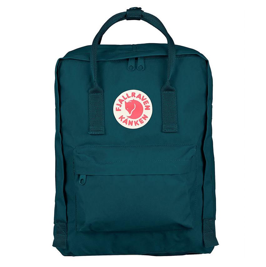 Fjallraven Kanken Classic Backpack - Glacier Green