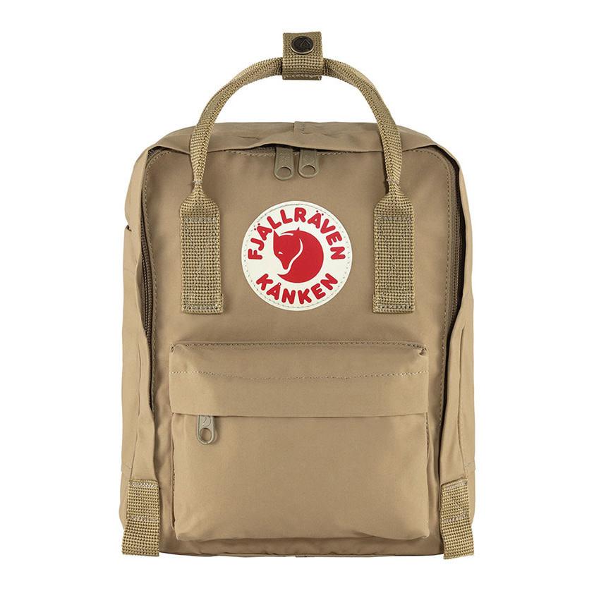 Fjallraven Arctic Fox LLC Fjallraven Kanken Mini Backpack - Clay