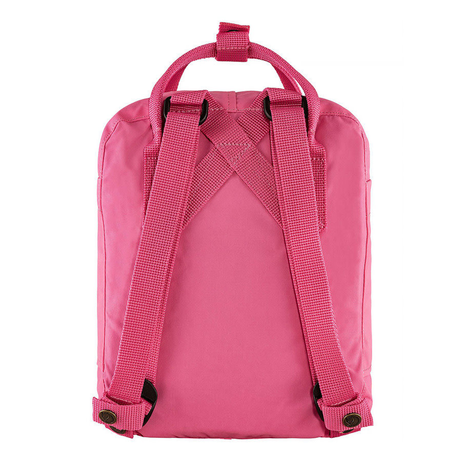 Fjallraven Kanken Mini Backpack - Flamingo Pink