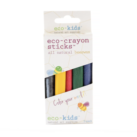 Eco-Kids Eco Kids Crayon Sticks - Set of 10