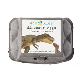 Eco-Kids Eco Kids Crayons - Dinosaur Eggs