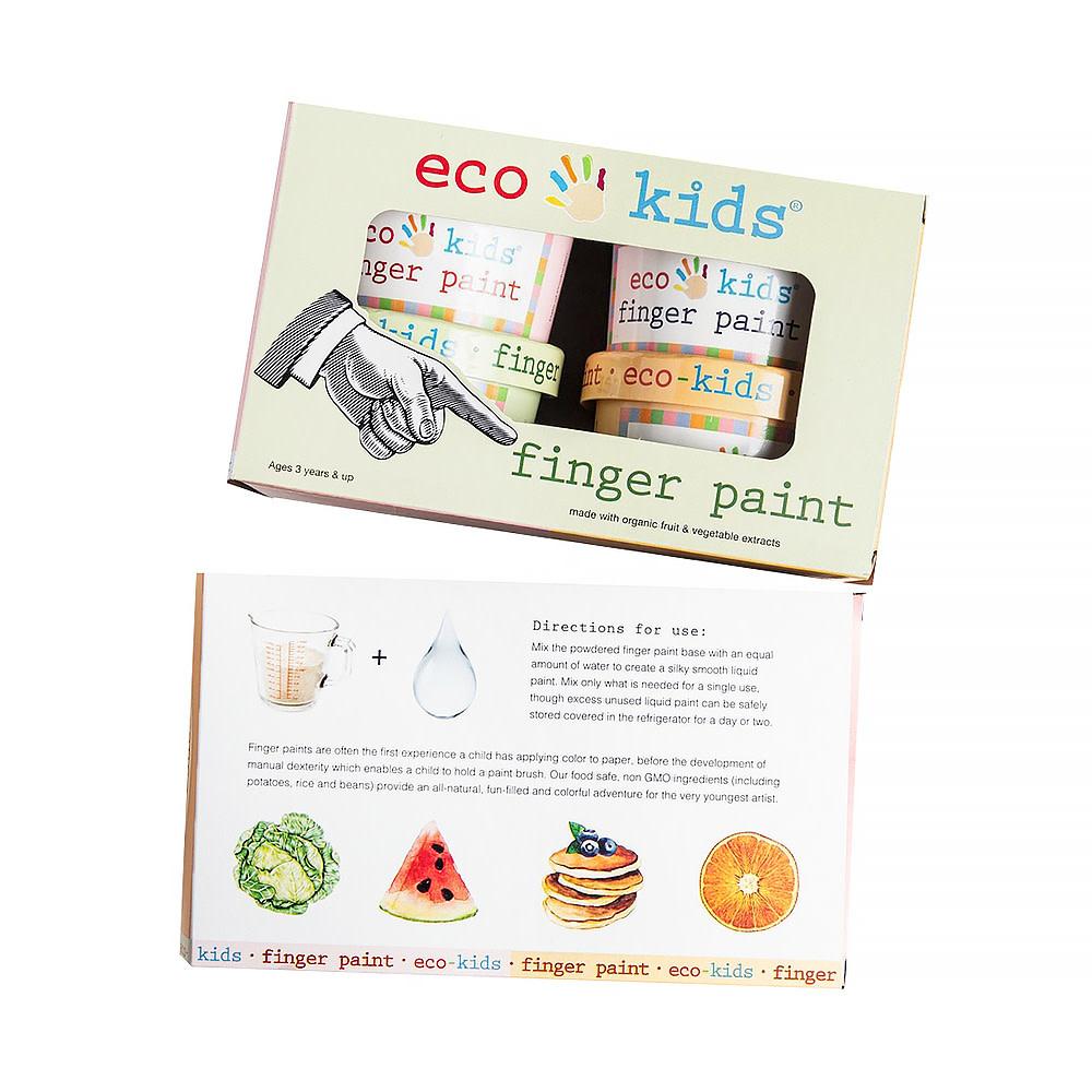 Eco Kids Eco-Finger Paint