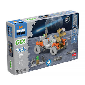Plus Plus Plus Plus GO! - Lunar Rover