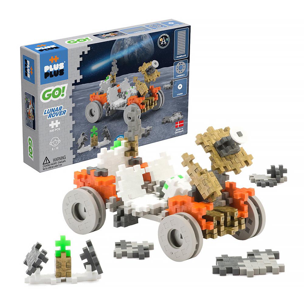 Plus Plus GO! - Lunar Rover