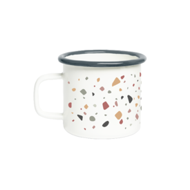 Talking Out of Turn Talking Out Of Turn Campfire Mug - Terrazzo