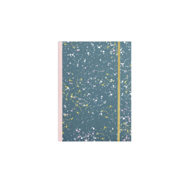 Talking Out of Turn Talking Out Of Turn Notebook - Spruce Splatter