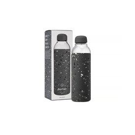 Porter Porter Bottle Terrazzo 20oz - Charcoal
