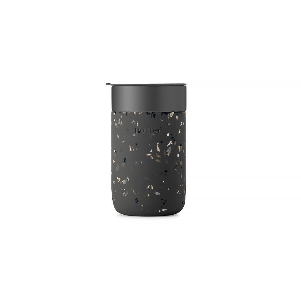 Porter Mug Terrazzo 16oz - Charcoal