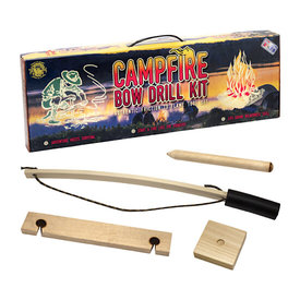 Channel Craft Campfire Bow Drill Kit