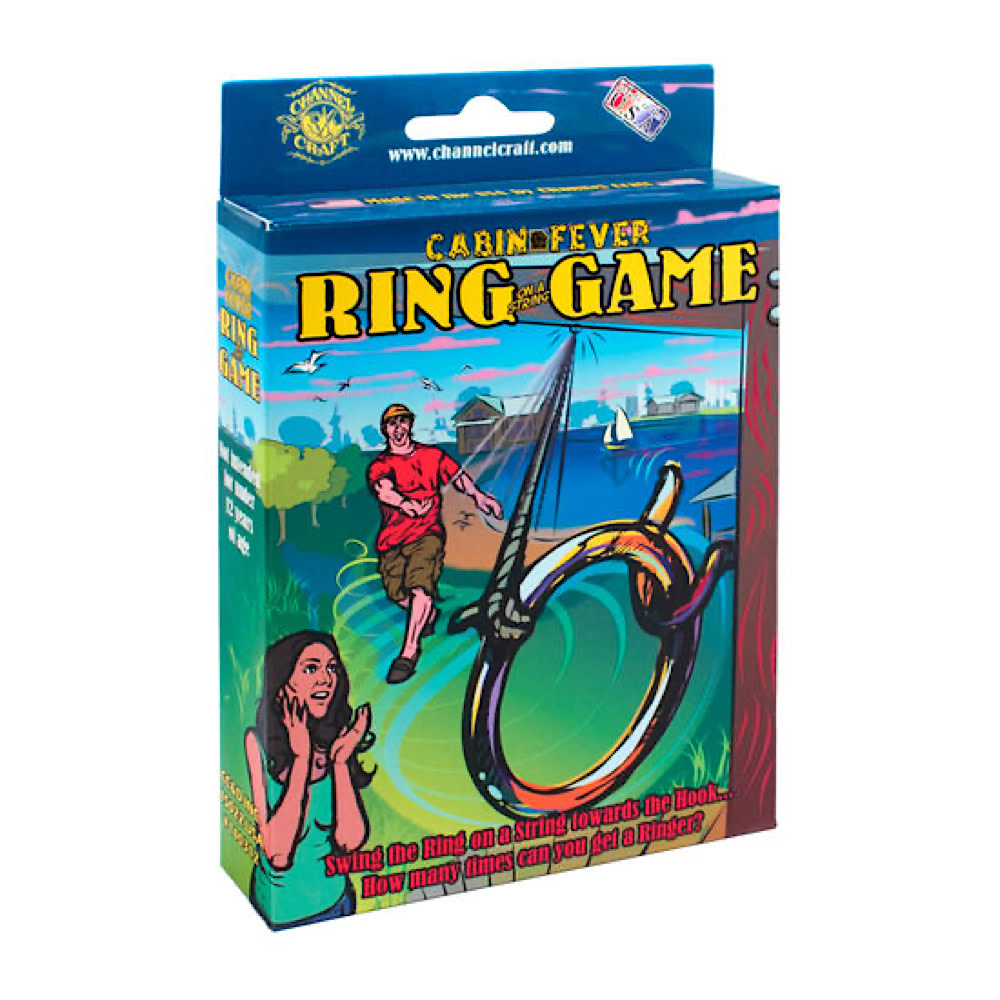 Channel Craft Cabin Fever Games - Ring On A String