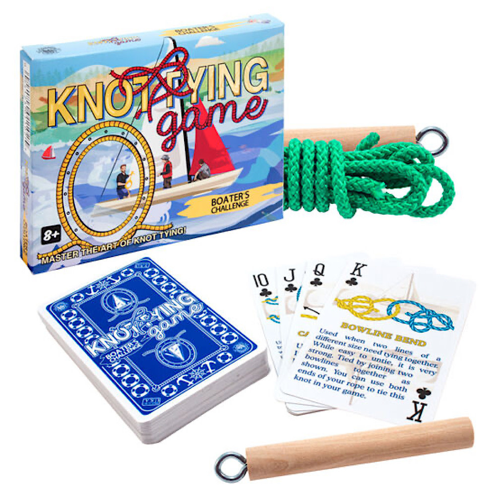 Channel Craft Knot Tying Kit - Boater Edition