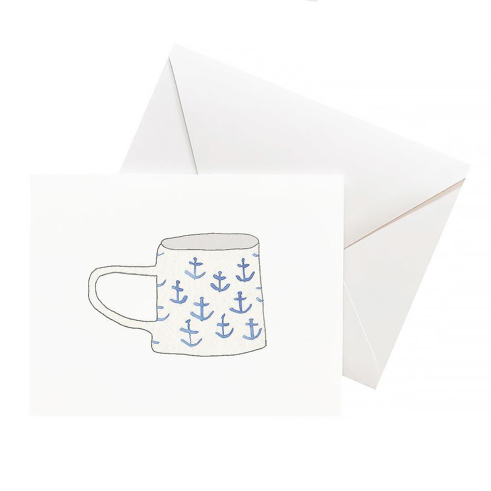 Sara Fitz Card - Favorite Mug