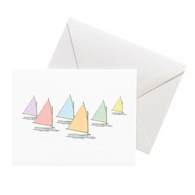 Sara Fitz Sara Fitz Card - Rainbow Fleet