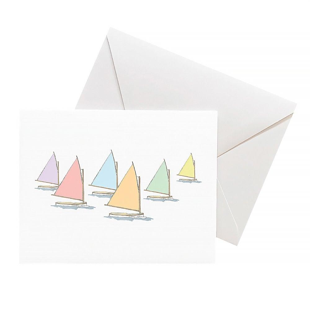 Sara Fitz Card - Rainbow Fleet
