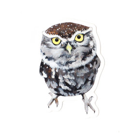 Irene Akio Irene Akio Sticker - Little Owl