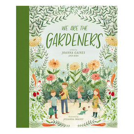 Harper Collins We Are The Gardeners Book