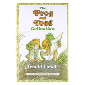 Harper Collins The Frog and Toad Collection Box Set