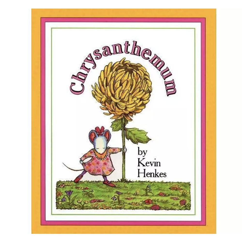 Chrysanthemum - Hardcover