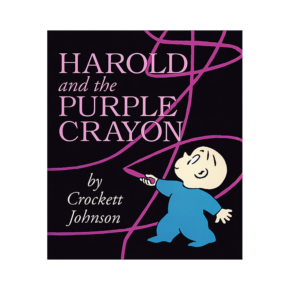 Harold and the Purple Crayon Board