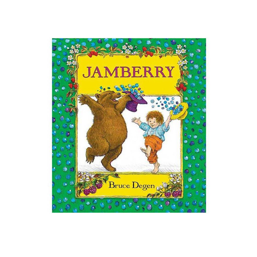 Harper Collins Jamberry Board Book