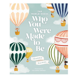 Harper Collins The World Needs Who You Were Made to Be