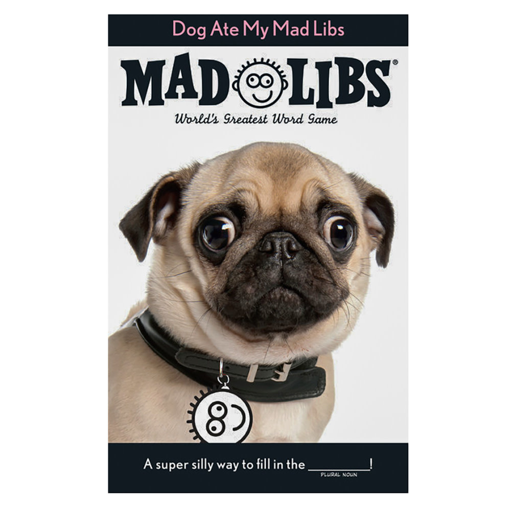 Random House Dog Ate My Mad Libs