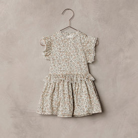 Noralee Noralee  Alice Dress French Garden - Ivory