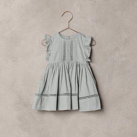 Noralee Noralee Isla Dress - Blue
