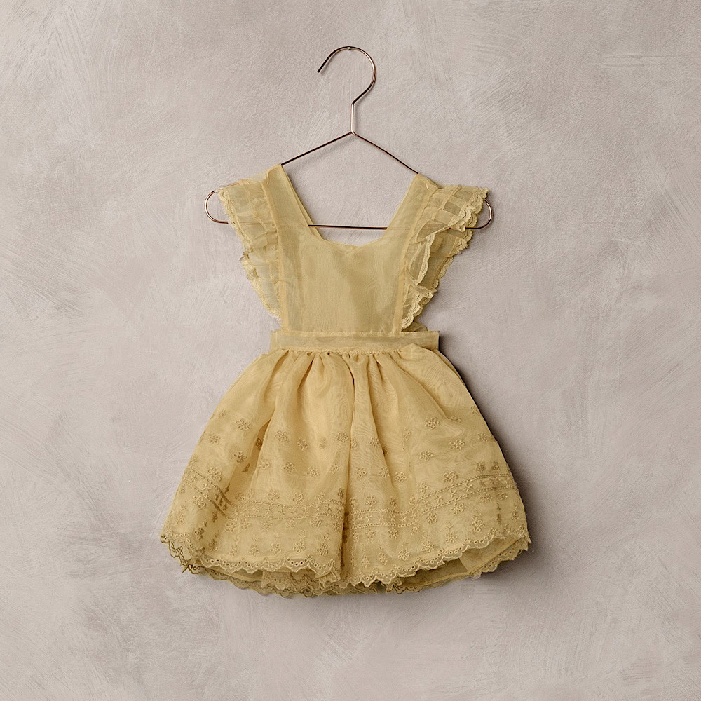 Noralee Noralee Provence Dress - Citron