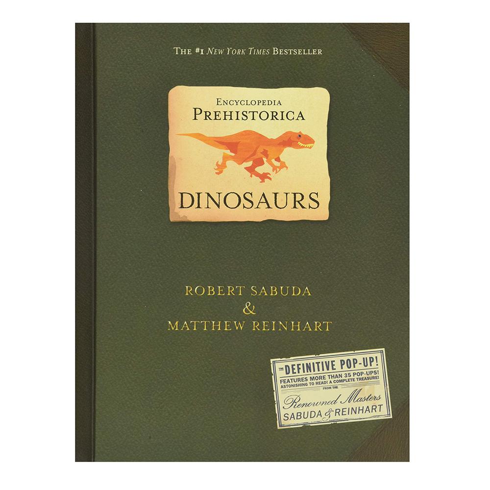 Candlewick Press Encyclopedia Prehistorica Dinosaurs : The Definitive Pop-Up