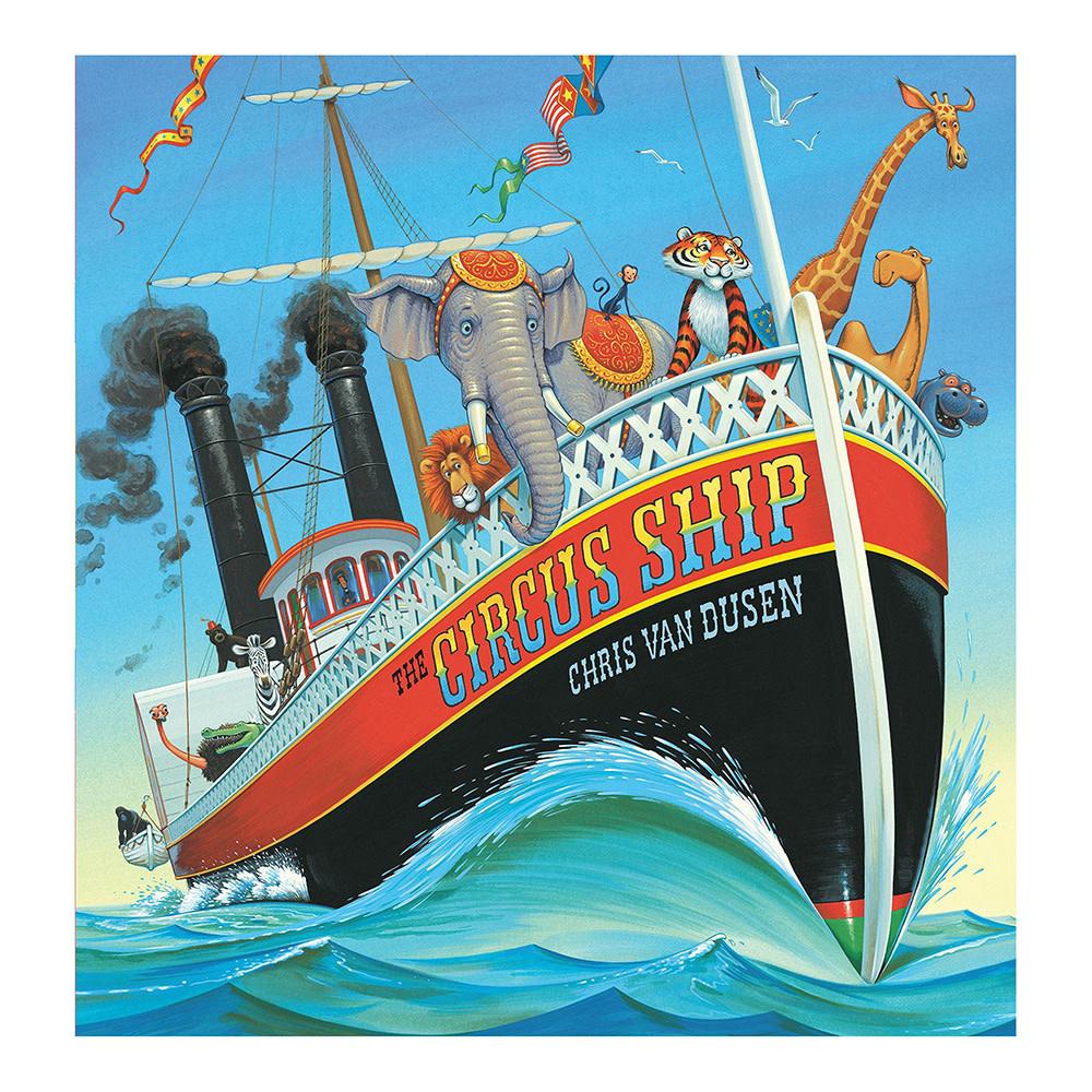 Candlewick Press The Circus Ship