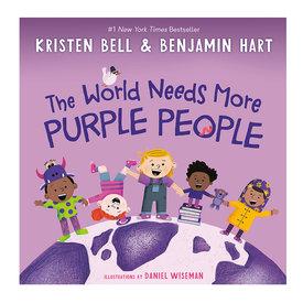 Random House The World Needs More Purple People