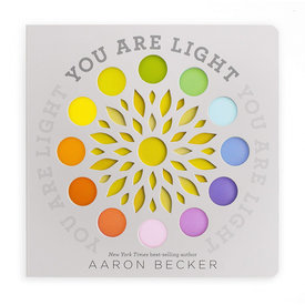 Candlewick Press You Are Light by Aaon Becker