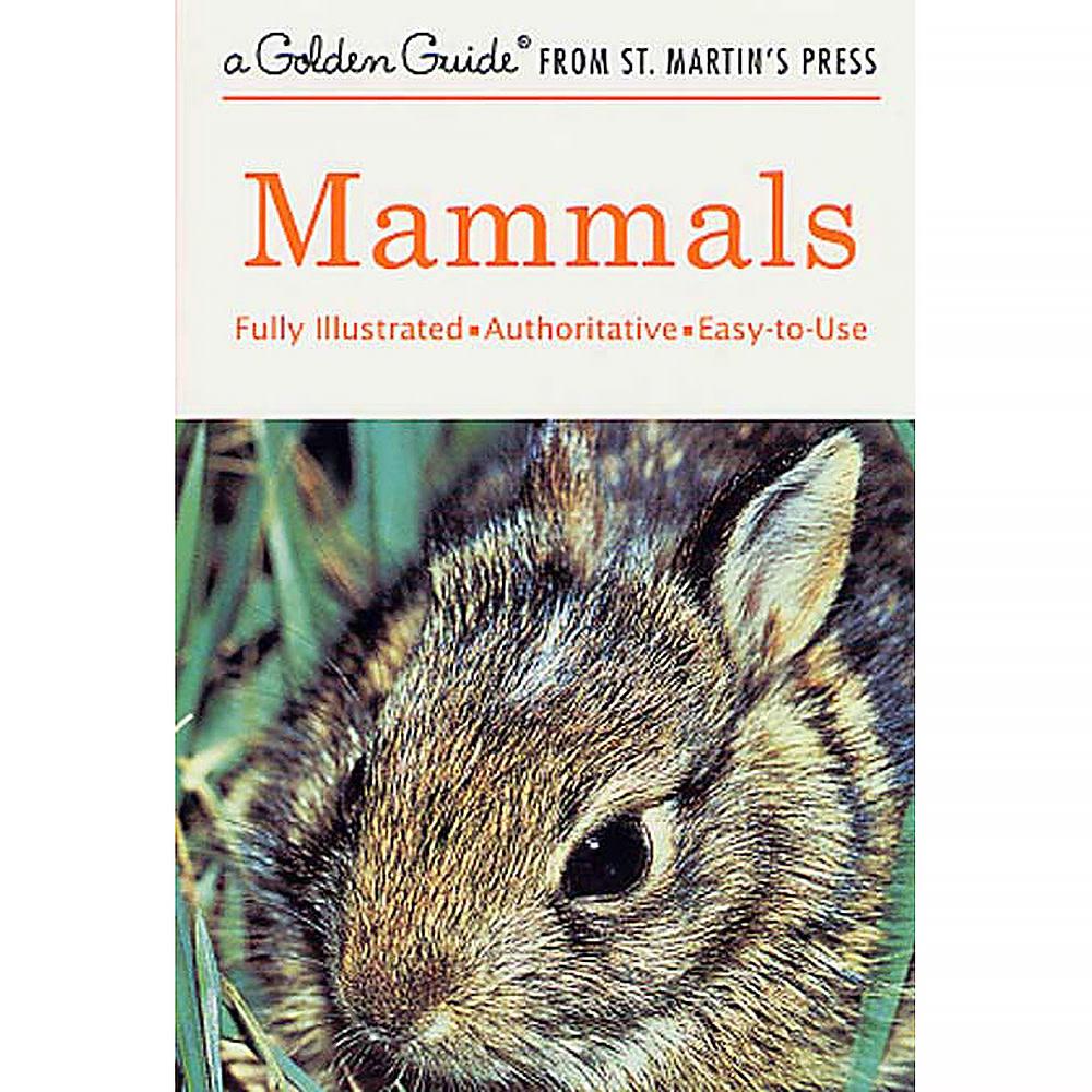 Macmillan A Golden Guide - Mammals by Herbert S. Zim