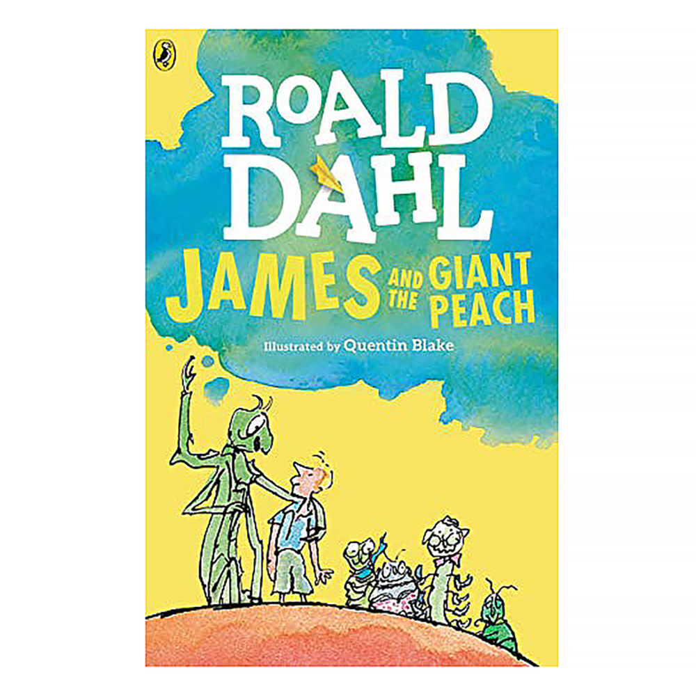 Penguin James and The Giant Peach