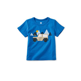 Tea Collection Tea Collection Ranch Rover Graphic Tee - Imperial