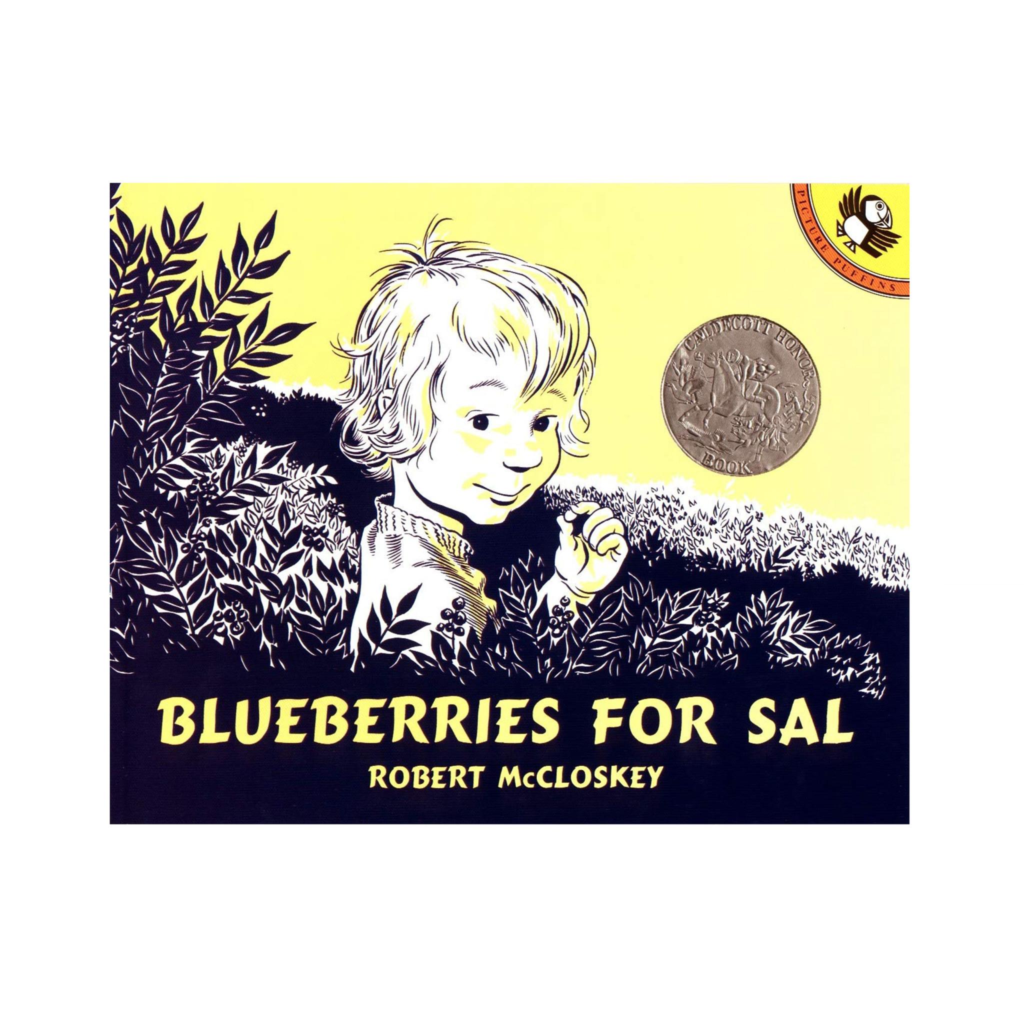 Penguin Blueberries for Sal Paperback