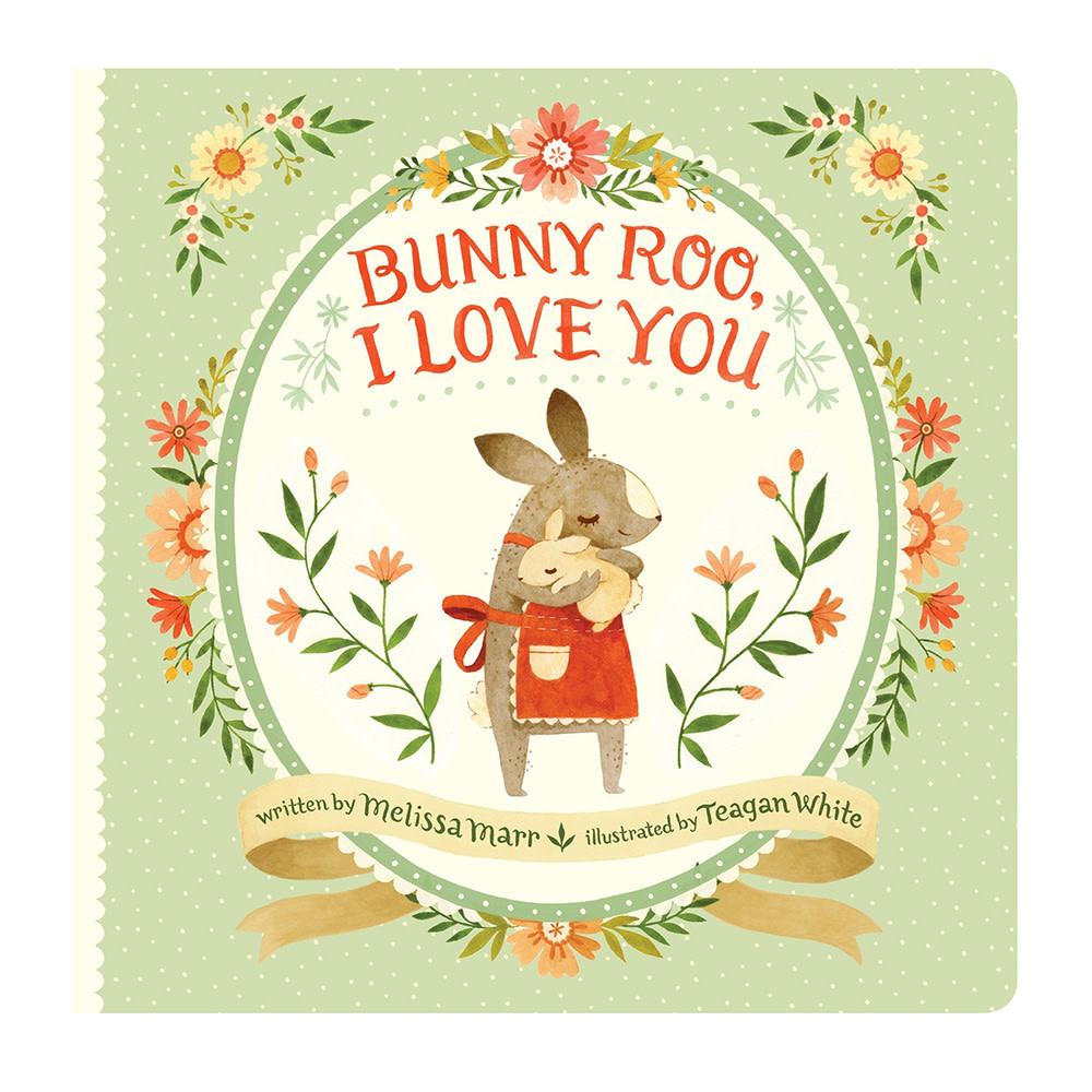 Penguin Bunny Roo, I Love You