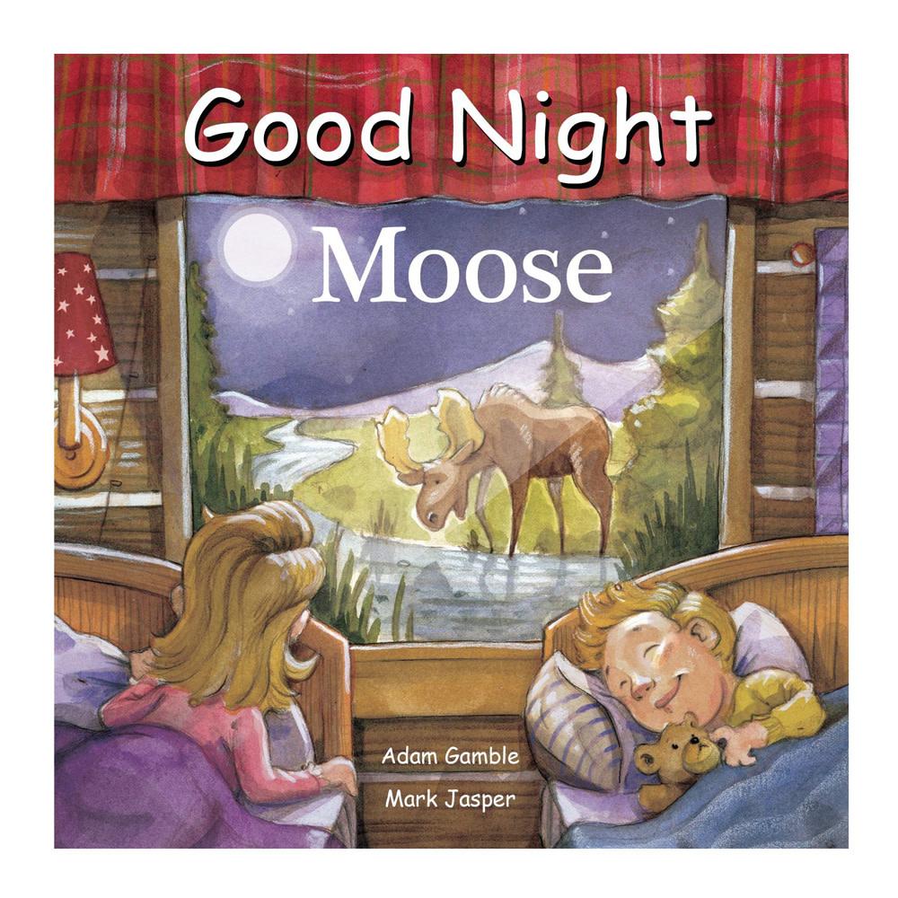 Good Night Moose - Board Book
