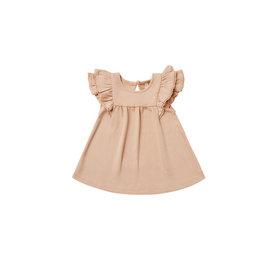 Quincy Mae Quincy Mae Flutter Dress - Petal