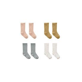 Quincy Mae Quincy Mae Baby Socks - 4 Pack