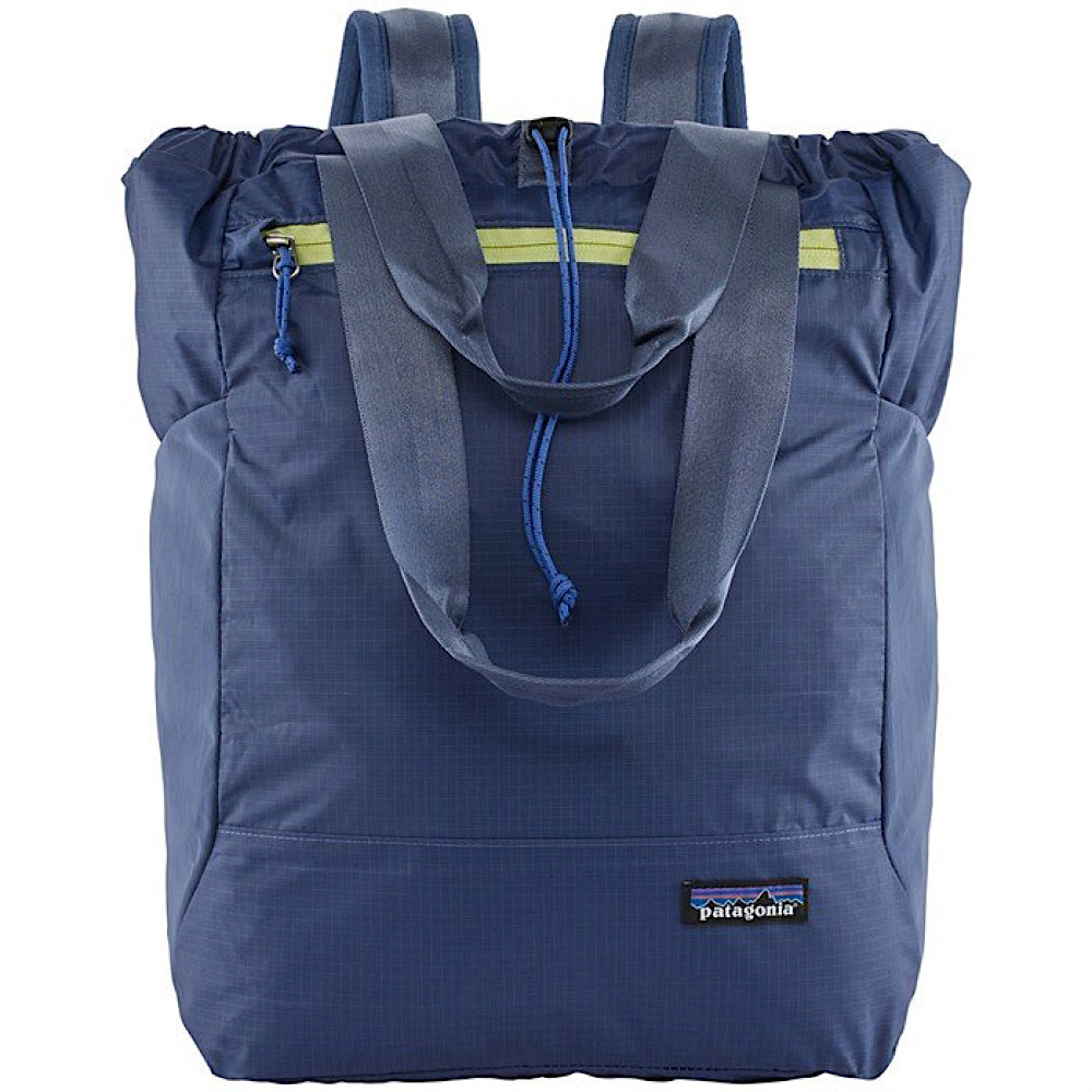 Patagonia Ultralight Black Hole Tote Pack - Current Blue